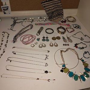 Large Jewelry Bundle